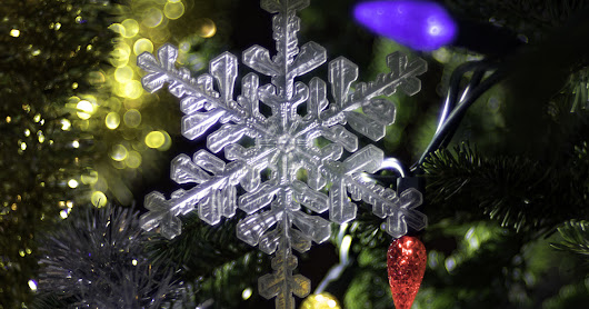Snowflake Ornaments by Don Komarechka