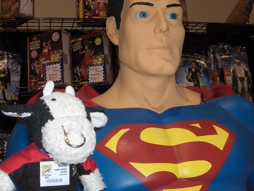 I wish I could fly like Superman