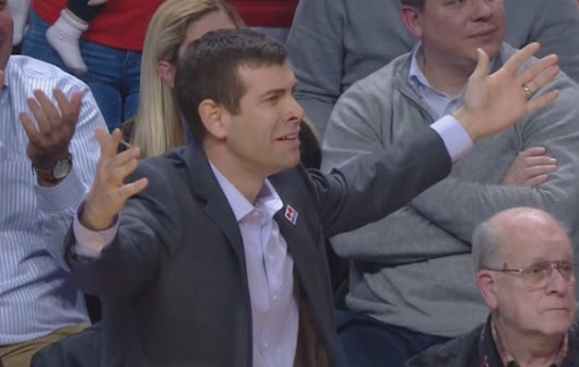 Brad Stevens reportedly impressed All-Stars with video montage