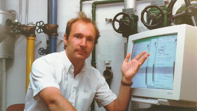 O inventor da World Wide Web está vendendo seu código original como um NFT