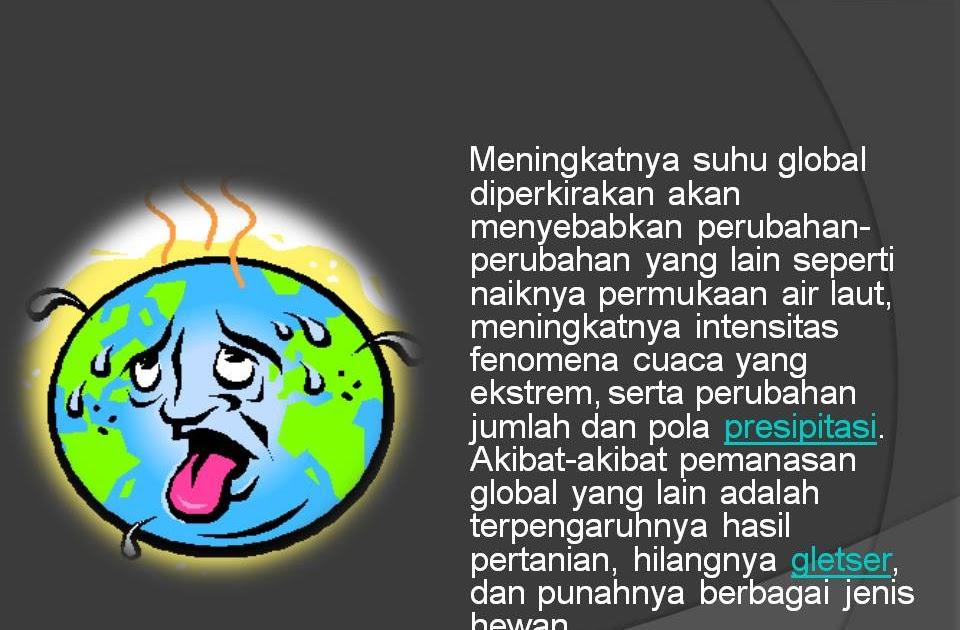 Poster Pemanasan Global Yang Mudah Di Gambar Arumi Gambar