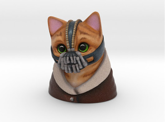 Thorgi and BaneCat Figurines [Video] - Larkable.com