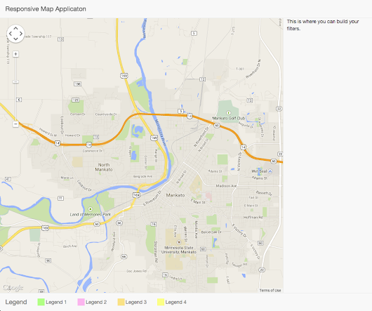 Mike Wills - A Responsive Google Map Application Template
