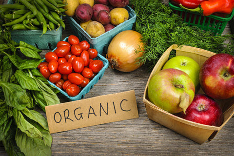 Top Organic Foods To Add To Your Grocery List - Within Your Hands