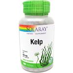 Solaray - Kelp, 180 Capsules