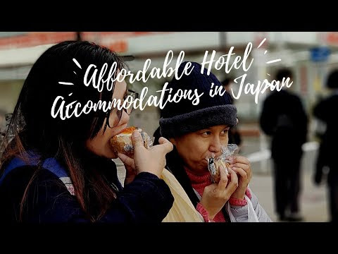 Affordable Hotel Accommodations in Japan