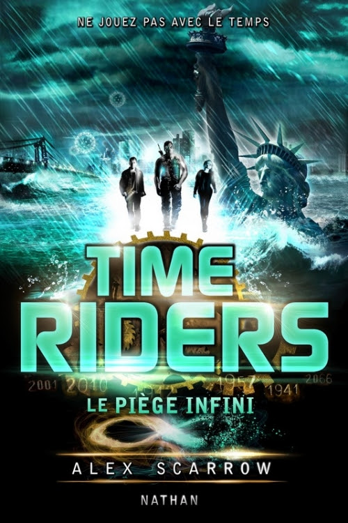 Couverture Time Riders, tome 9