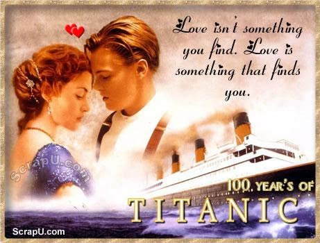 Romantic Wallpaper With Quotes In Hindi Titanic 100 Years Images Amp Pictures Titanic 100 Years