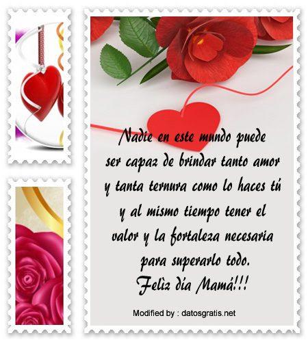 AMIGOS PARA SIEMPRE: Día de la madre - frases e imágenes