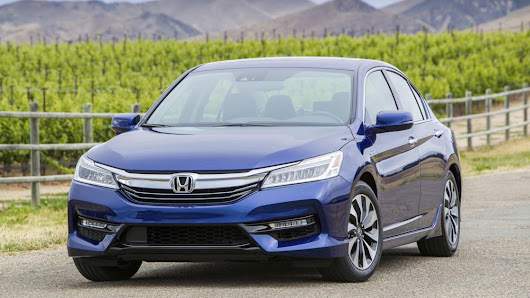 Accord Hybrid has top travel range in its class
