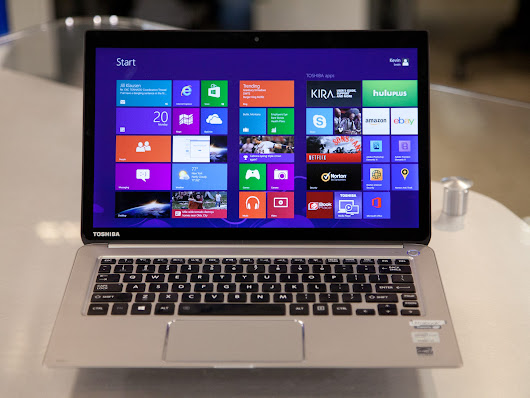 REVIEW: Toshiba's New $2,000 Windows 8 Laptop