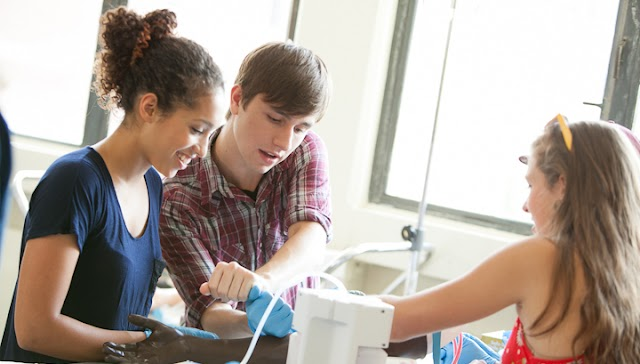 High School Students Benefit from a Summer Academy College Prep Program