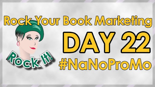 Day Twenty-Two of #NaNoProMo is About Smart Links ⋆ Blog of Author J Lenni Dorner