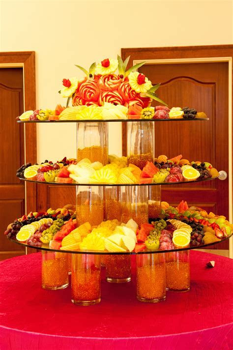 Food Decoration   Sunrise Banquet Hall & Event