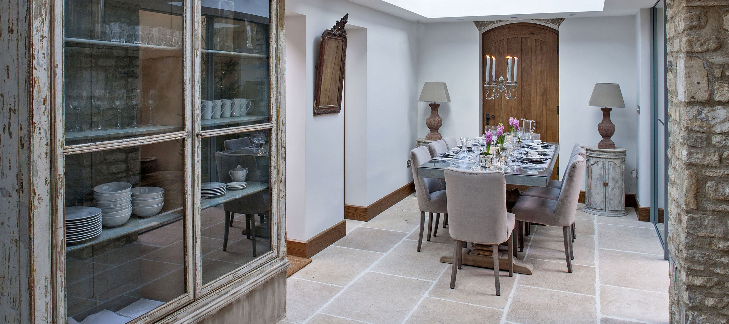 Stunning Cotswold Cottage Dining Room Full Home Tour over on Modern Country Style