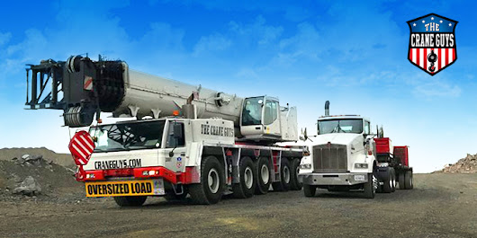 Cranes for Rent • Certified Crane Operators & Rigging Personnel