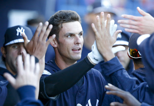 New York Yankees Have Their First Baseman of the Future in Greg Bird