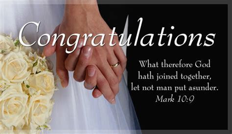 Free Mark 10:9 eCard   eMail Free Personalized Wedding