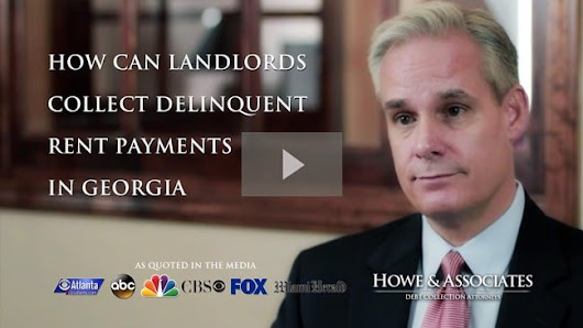 How Can Landlords Collect Delinquent Rent Payments in Georgia