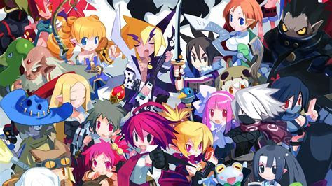Disgaea 2 Wallpapers in Ultra HD   4K