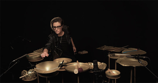 chiara luzzana composes soundtrack using alessi extra ordinary metal