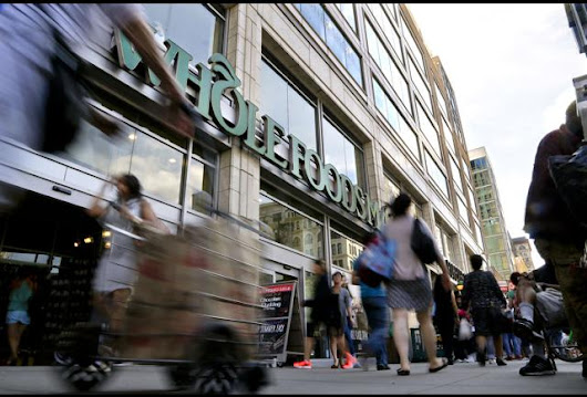 Amazon Buys Whole Foods: Will Brick And Mortar Retail Ever Be The Same Again?