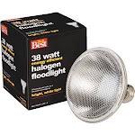 ge 90830 38W Halogen Floodlight Bulb EACH (case of 6)
