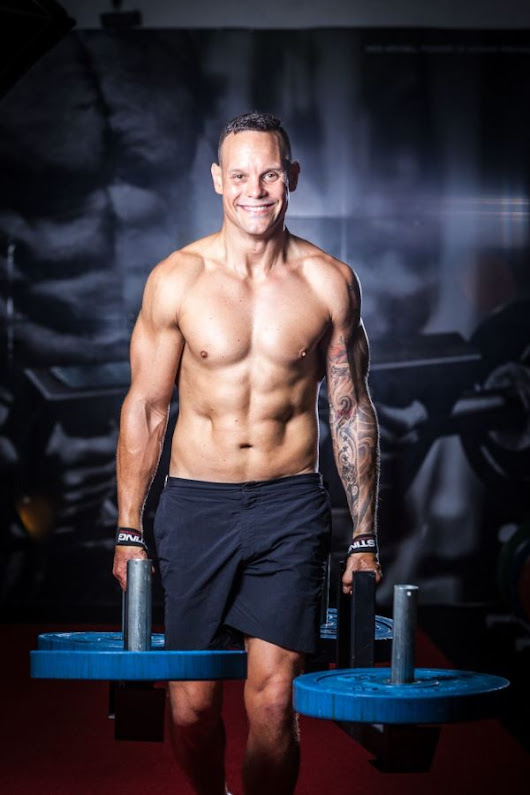 "Rob Lost an Incredible 23kg for ""Life-changing"" Results - Ultimate Performance"