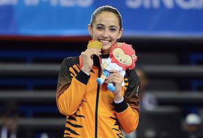 Isu Panas Farah Ann Abdul Hadi Atlet Gimnastik Malaysia dikritik Rakyat Malaysia