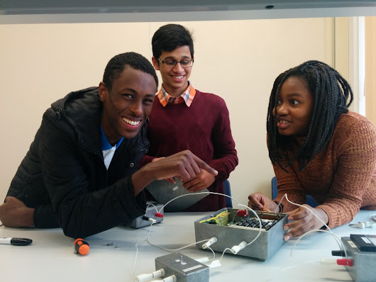 Quest Sixth Formers Visit University of Sussex - The Quest Academy