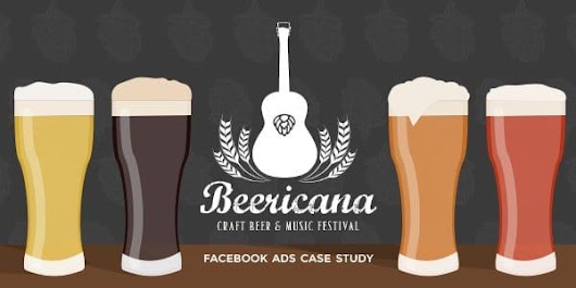 Success Story: Beericana and Facebook Ads | Etix