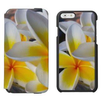 Frangipani Incipio Watson™ iPhone 6 Wallet Case