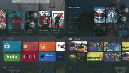 Exclusive: this is Android TV