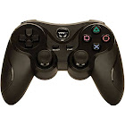 ttx Tech Sony PlayStation PS2/PS1 Wireless Controller, Black