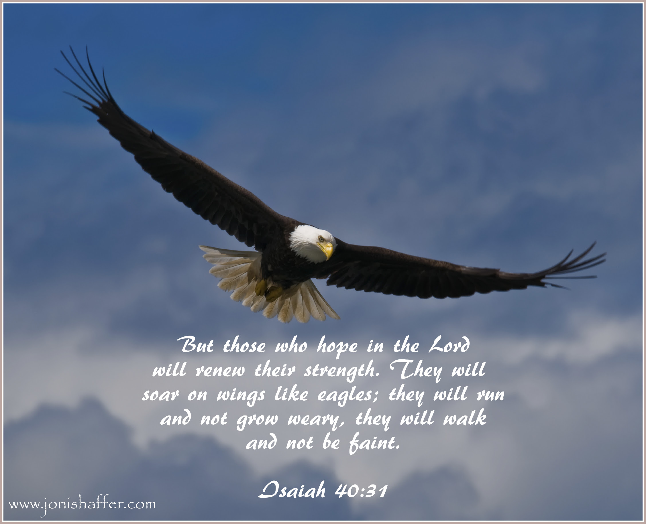 Quotes Soar Like An Eagle Hpg