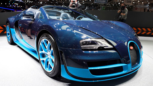 Top 5 Most Expensive Cars of The Year 2014