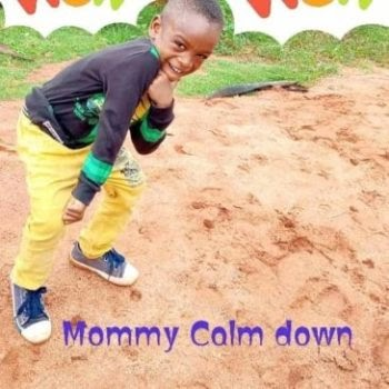 The young boy in the viral video (MUMMY CALM DOWN) now an Ambassador