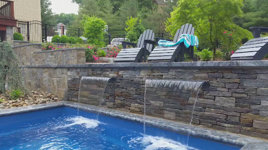 "OUTDOOR KITCHENS CT on Twitter: ""A great pool should look and swim fabulous. You will know even before you get in. For more  """