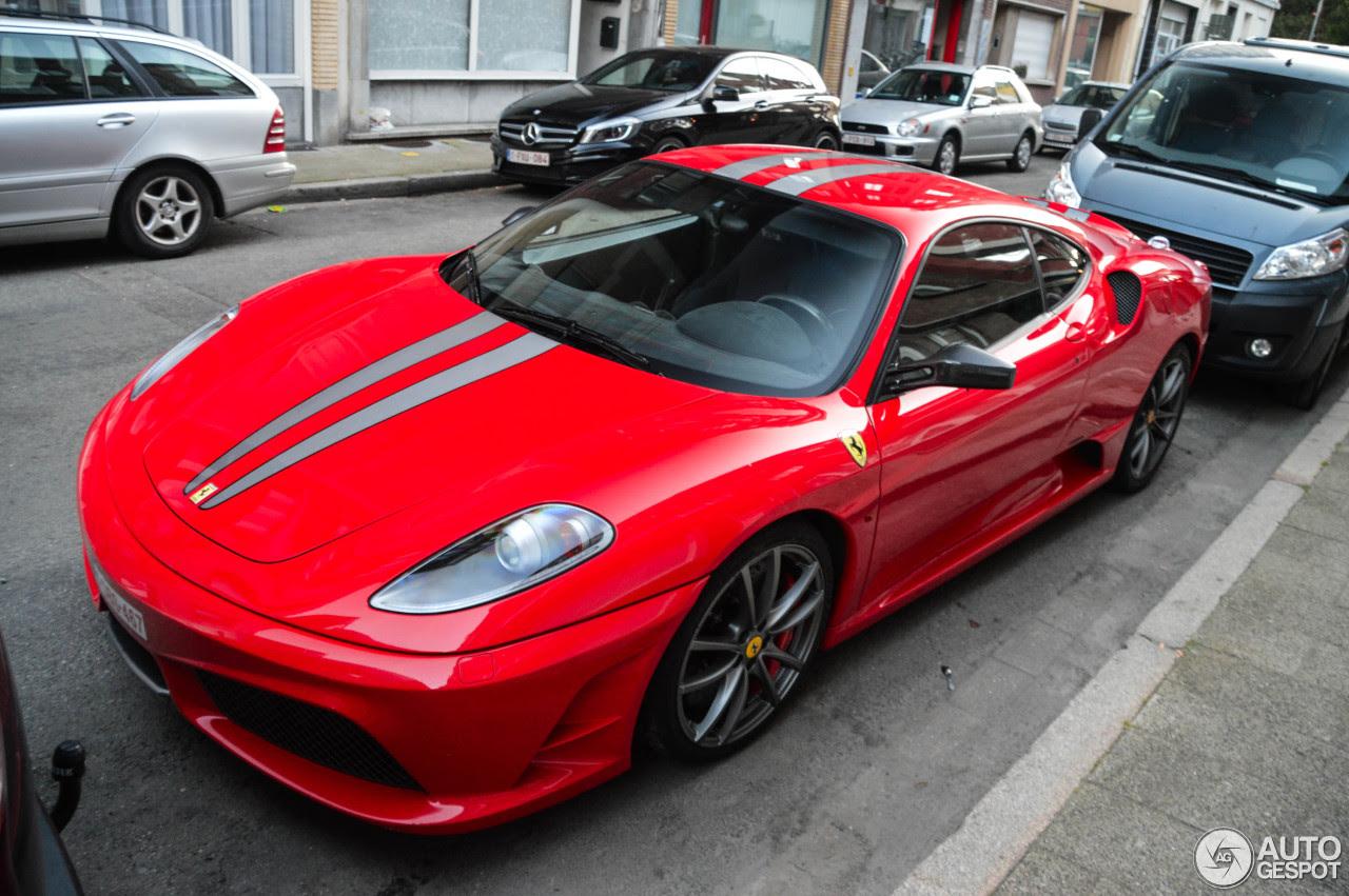 Ferrari 430 Scuderia  9 November 2016  Autogespot