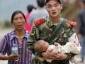 चीन में भूकंप में मरने वालों की संख्या 400 तक पहुंची