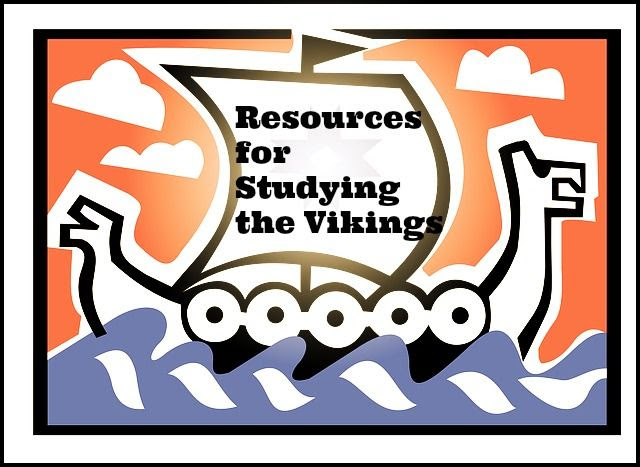 #Resources for Studying the #Vikings