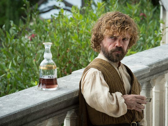 Peter Dinklage as Tyrion Lannister in a scene from