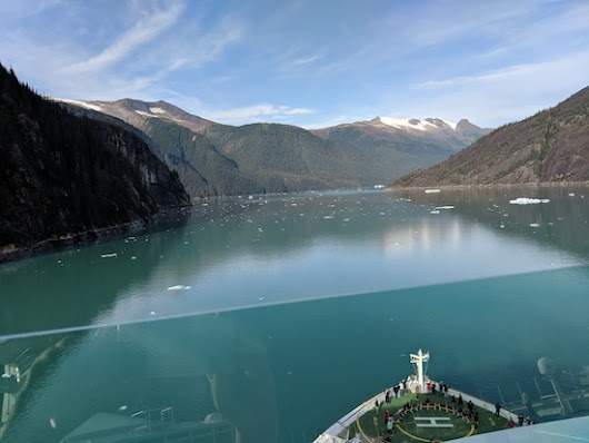 A Report from Unlock the Past's Genealogy Cruise to Alaska