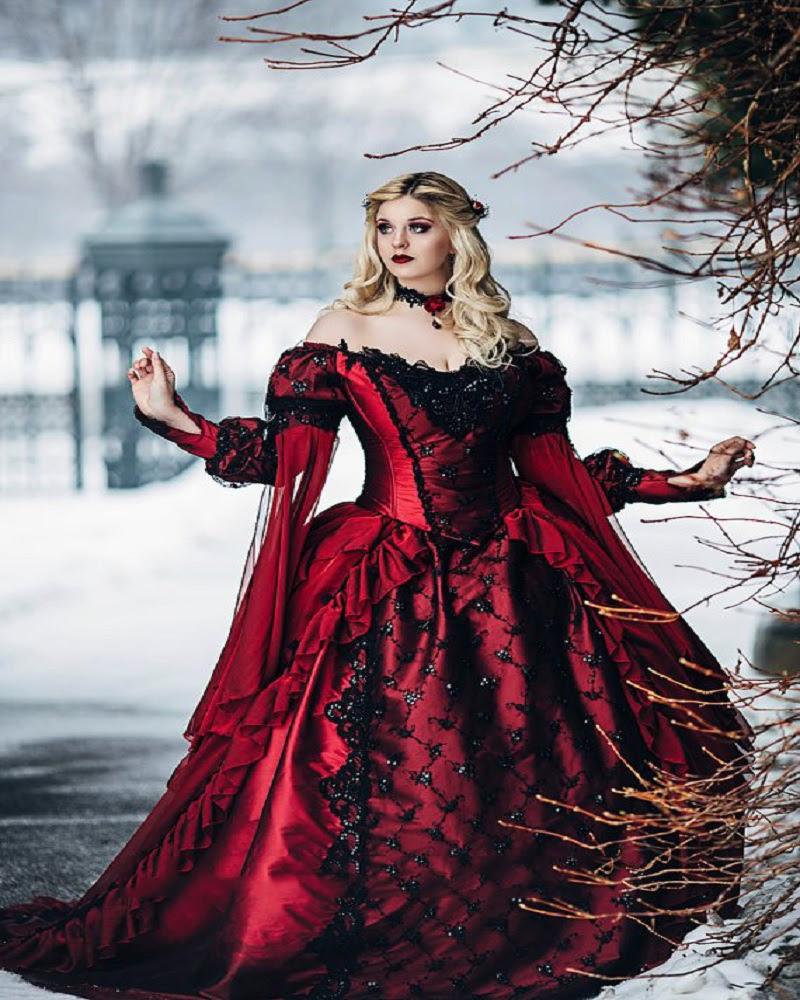Prices on Red and Black Ball Gowns Online Shopping/Buy Low Price