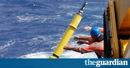 New study confirms the oceans are warming rapidly | John Abraham | Environment | The Guardian