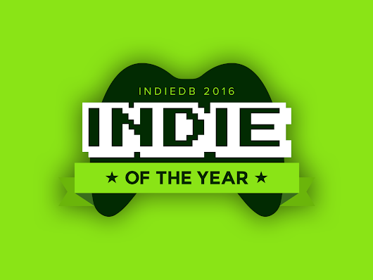 Top 100 - 2016 Indie of the Year Awards