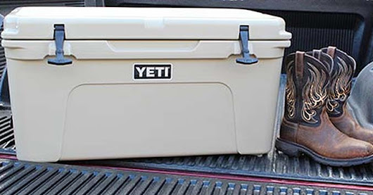 Yeti Responds to the NRA Lynch Mob in Email saying they Support the Second Amendment