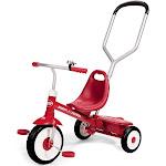 Radio Flyer Steer & Stroll Trike - Red