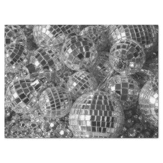 "Disco Ball Ornaments Tissue Paper 17"" X 23"" Tissue Paper"