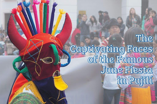 The Captivating Faces of the Famous June Fiesta in Pujilí | dare2go